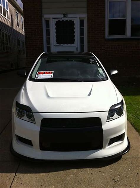 Purchase used 2006 Custom Scion tC with Very Low Mileage