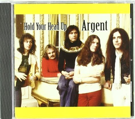 """Release """"Hold Your Head Up"""" by Argent - MusicBrainz"""