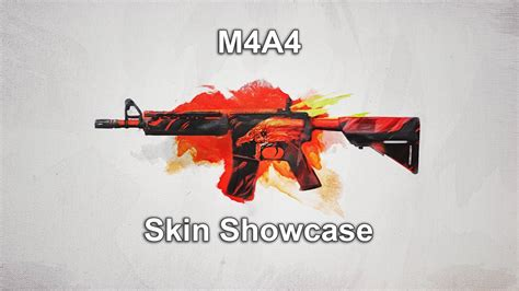 CS:GO | All M4A4 Skins [Showcase] - YouTube