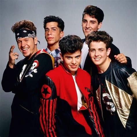 New Kids On The Block - LETRAS