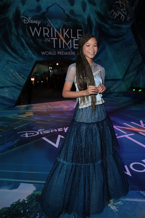 Disney's A Wrinkle In Time World Premiere - Talking With Tami