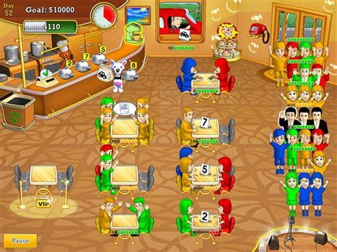 Lunch Rush HD > iPad, iPhone, Android, Mac & PC Game | Big