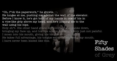 Fifty Shades of Grey Quote - The Hollywood Gossip