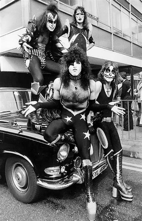 Kiss | 13 Bands That Think It's Always Halloween | Rolling